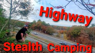 Highway stealth camping 200 sขb special