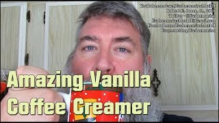 How To Make Coffee Creamer, Vanilla - Day 16677
