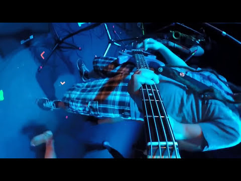 "Less Than Jake - Bass ""GoPro"" Take 2- London, UK"