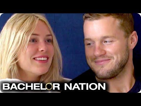 Colton & Cassie Reunite With Fantasy Suite | The Bachelor US