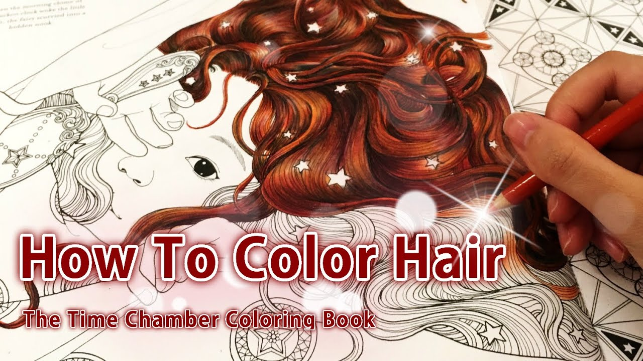 Awesome Minecraft Coloring Book Tall Batman Coloring Book Flat Physiology Coloring Book Erotic Coloring Books Old Color Theory Books FreshSpiderman Coloring Book How To Color Hair | Adult Coloring Book: The Time Chamber By Daria ..