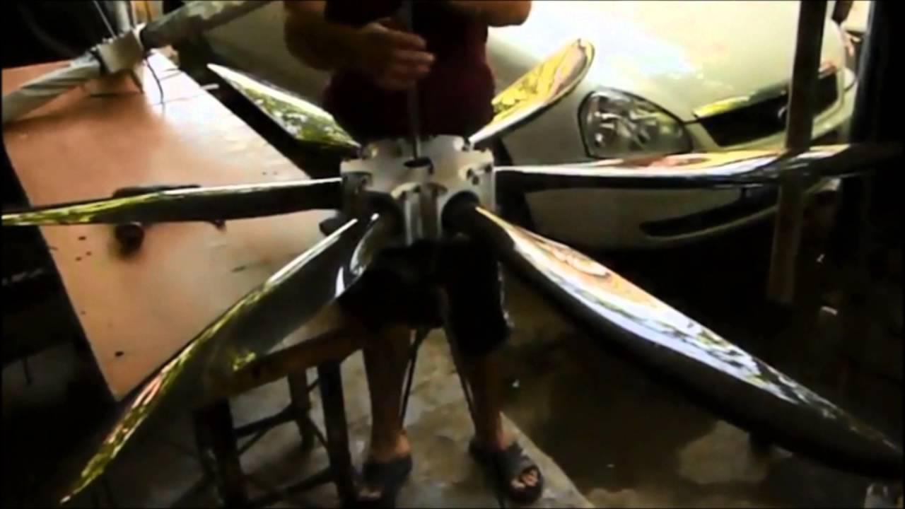 Variable Pitch prop for aircraft and airboats