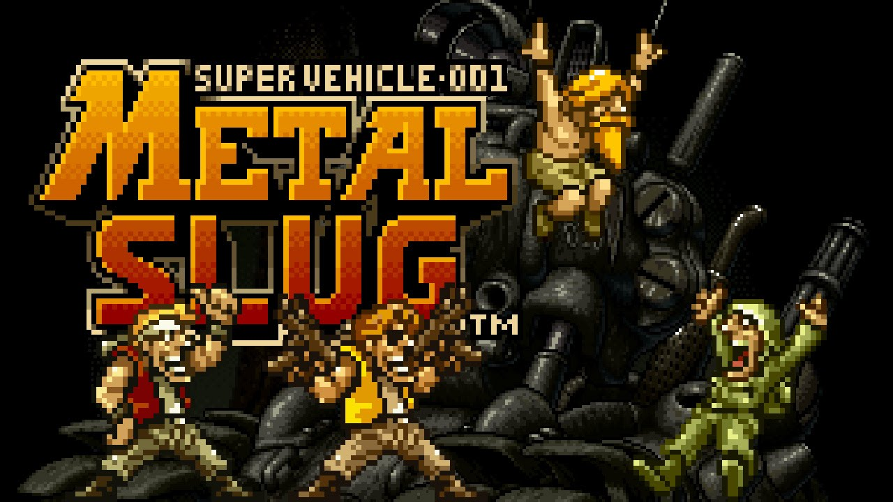Descargar Metal Slug Apk Full Androidfullnic