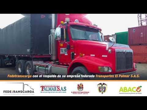 Movilización ayuda humanitarias San Andrés y Providencia | Fedetranscarga & Transportes El Palmar