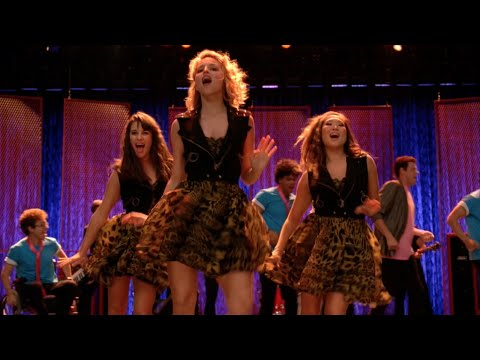 GLEE  I Cant Go For That  You Make My Dreams Full Performance HD