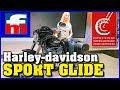 Harley-Davidson Sport Glide en el Salón de Milán EICMA 2017