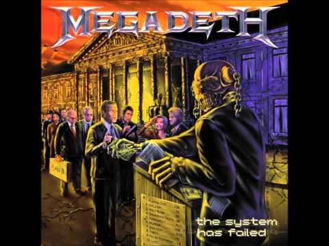 Megadeth  Back In The Day Eb Tuning