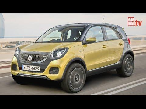 Insider Smart SUV - Das Zwergen-SUV (2019) - YouTube