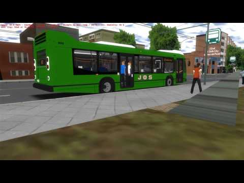 Jamaica Omnibus Services (JOS) Bus Making A Comeback?