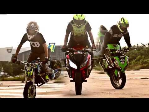 Kawasaki Stunt King 2014 สยามสตั้นโชว์
