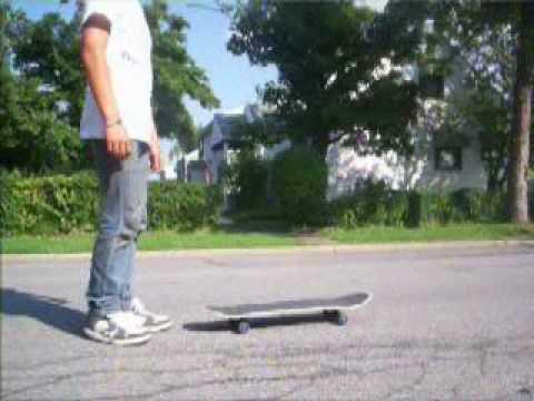 justin skate video