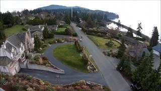 339 Bayside,Rd Bellingham, WA  Drone Virtual Tour