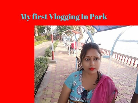 #Vlog1 in Mangal Pandey Park of Barrackpore