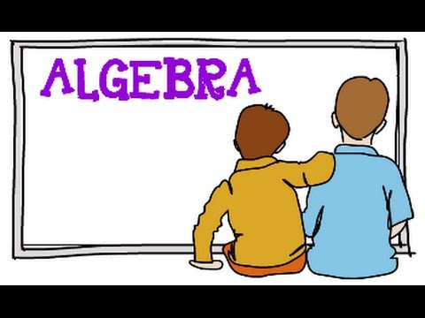 Algebra made Easy. Math concepts for kids - YouTube