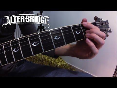 ALTER BRIDGE - Blackbird (INTRO) Slow & Close up [guitar cover by Matteo Turco]