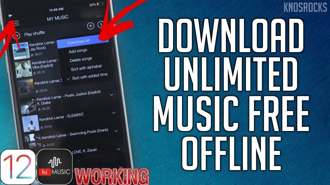 iNati0n / hiMusic 2019 Download FREE Offline iOS 12 - 12 2
