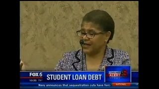 Student Loan Fairness Act on Fox 5