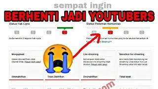 Dapat Teguran Komunitas Dari YouTube ✓ Apakah Bisa Monetisasi?? (Curhat Paejo)