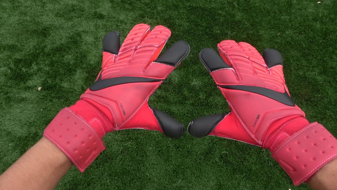 389a05573 Goalkeeper Glove Review: Nike Vapor Grip 3 - YouTube
