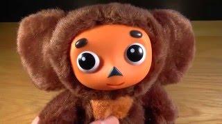 Cheburashka обзор чебурашки,Toy.