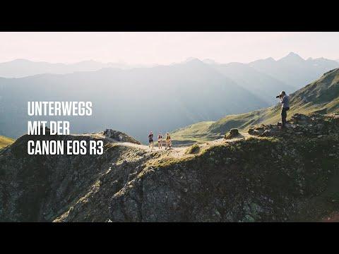 Unterwegs mit der Canon EOS R3