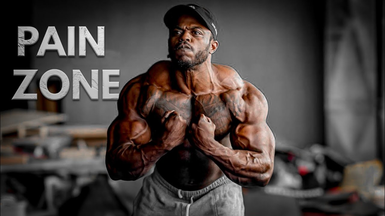 IN THE PAIN ZONE – Gym Motivation 😢