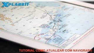 X-Plane 11 | Atualizando navdata com cycle 1704 | Tutorial
