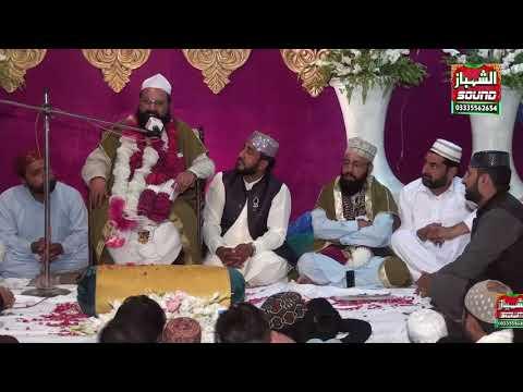 Allama Sirajuddin Siddiqui at Muhalla Hajian Rawalpindi