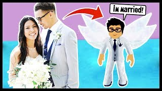 I MARRIED MY PRINCE! - ROBLOX - ROYALE HIGH SCHOOL