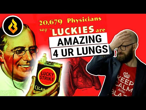 Amazing Shizzle the Tobacco Industry Tried to Pull