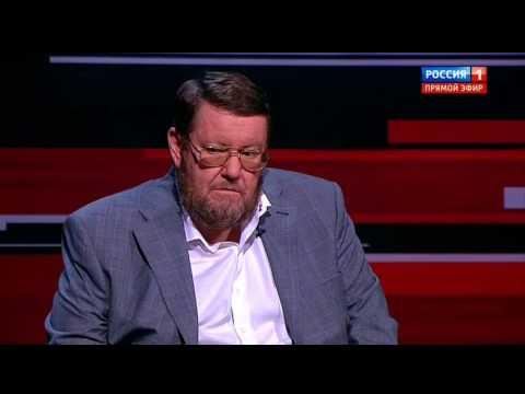 Смотреть Сатановский о воровской власти России и Путине на передаче Соловьева онлайн