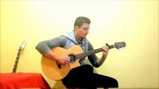 Andy McKee - Shanghai - Nicolaevici Bogdan cover
