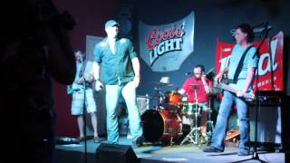 Justin Adams Band Crash my party