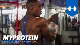 Simeon Panda - Shoulder Workout Motivation - Myprotein