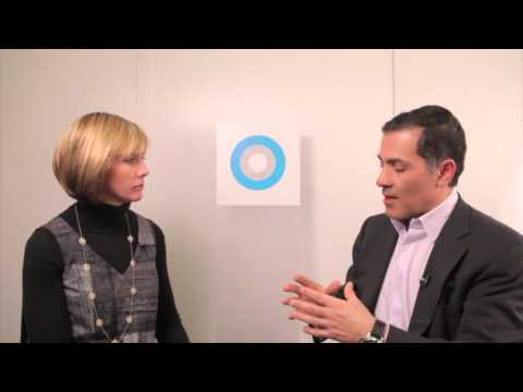 Vali Nasr from John Hopkins University - Hub Culture Interview Davos 2013