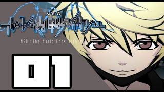 NEO: The World Ends with You -  WALKTHROUGH PLAYTHROUGH LET'S PLAY GAMEPLAY - Part 1