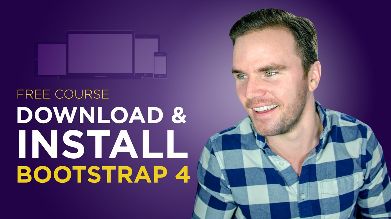 Bootstrap 4 Tutorial [#2] Download & Install Bootstrap 4