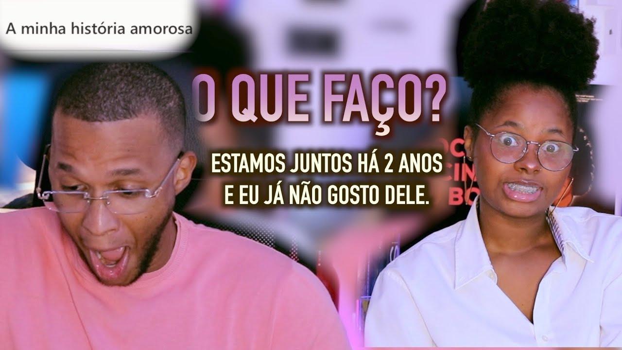 PROBLEMAS AMOROSOS? É CONNOSCO... (só que não!) ft Danilo Alvarenga