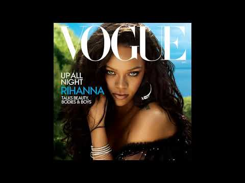 Thick & Sexy RIHANNA Covers VOGUE MAGAZINE (May 2018)