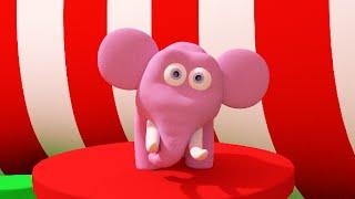 Um elefante se balançava - infantil musica Tinyschool Português thumbnail