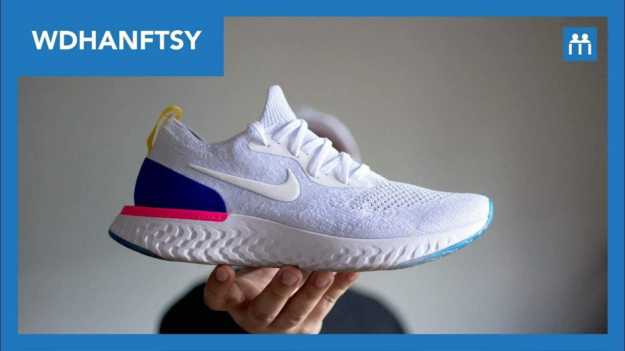 WDHANFTSY: Nike Epic React Flyknit
