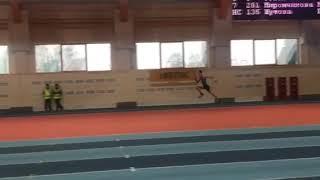 Дмитрий Набоков-прыжок в высоту 2.30м