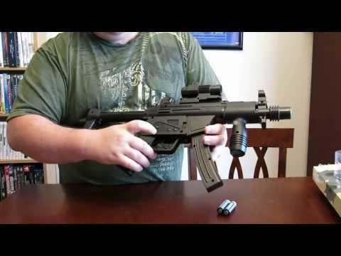 Wii Machine Gun Controller aka Rapid Shot, MP5