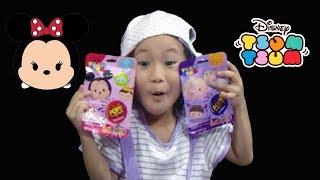 Nyobain Permen Lolipop Disney Tsum tsum_Permen Berhadiah Sticker 3D