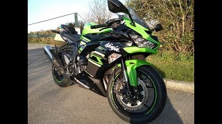★ 2019 KAWASAKI ZX-6R 636 NINJA OWNERS REVIEW ★
