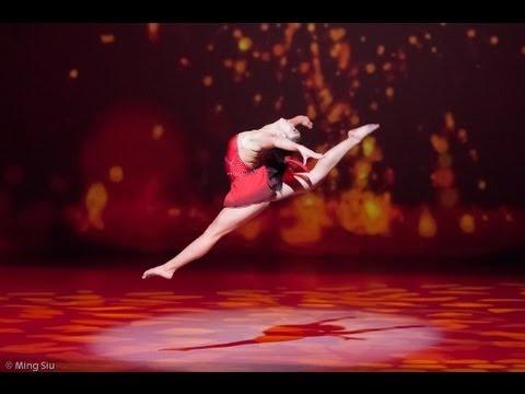 SPARK Dance Competition 2012 Final---Modern Dance First Runner up:Michelle Chung.