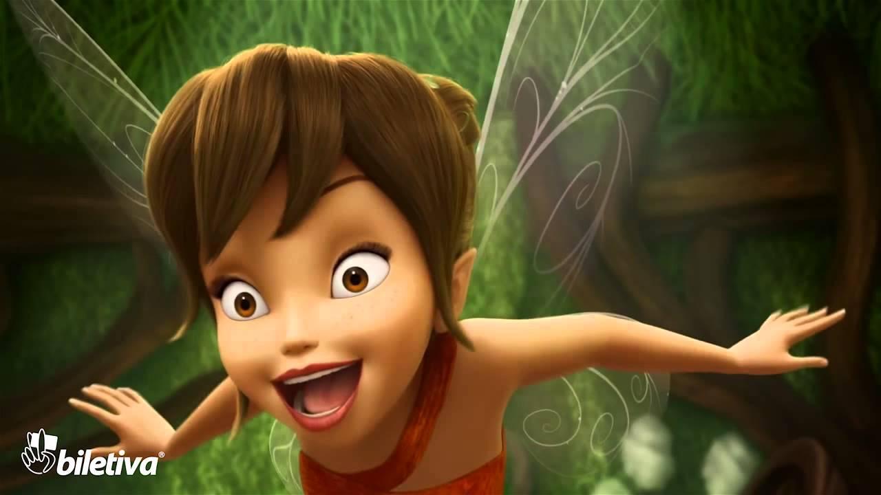 Tinker Bell Ve Canavar Efsanesi Legend Of The Neverbeast Youtube