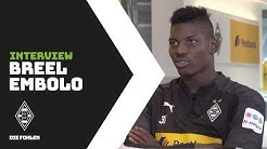 Interview mit Breel Embolo | 12.09.2019