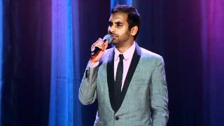 Aziz Ansari - Dumb People at Bars (Dangerously Delicious)