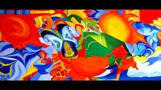 Shamanic drums - Joy of indians from crazy America - Experimental music by Vladimír Sulek.wmv